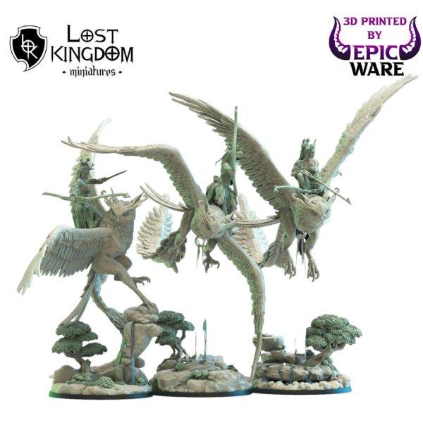 Fukuro Archers Set